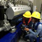 Monitoreo y análisis de vibraciones en maquinaria rotativa